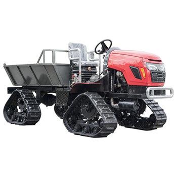 四驅三角履(lv)帶農用運輸車
